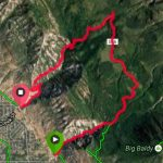 Battle Creek to Grove Creek Hike