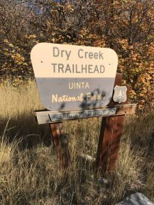 Dry Creek Trailhead - Alpine, UT