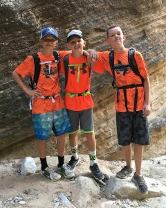 Zion National Park is a Great Place to Visit as a Troop