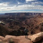 The Best Thing to do at Dead Horse Point State Park? Stop and Stare at the View.