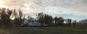 Willow Park, Utah County Park, Lehi, UT - Camping in October
