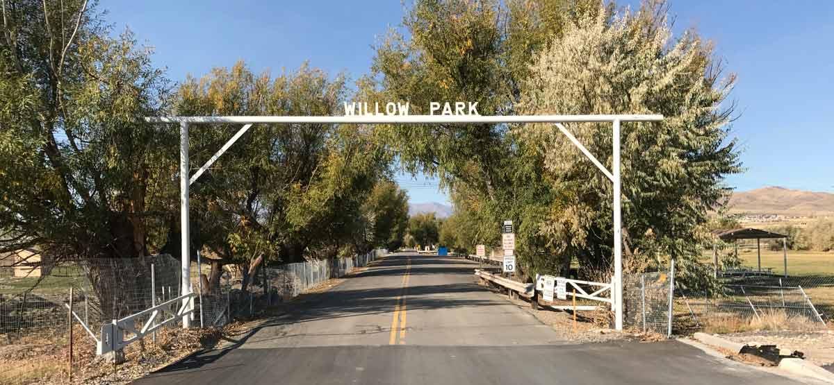Willow Park, Utah County Park, Lehi, Utah