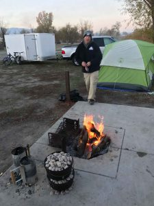 Campsite 13A - By the Jordan River - Willow Park, Lehi UT
