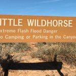 Little Wildhorse Canyon Trailhead