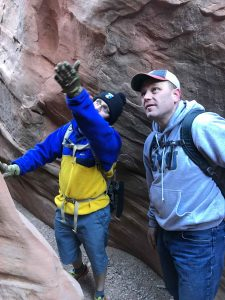 Little Wildhorse Canyon is a Great Place to Explore a Classic Slot Canyon