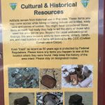 Klondike Bluffs - Don't Take Out Historical Artifacts