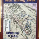 Klondike Bluffs Trail Map