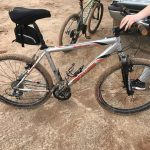 After View - Dirty Bike - Watch the Weather Before You Try the Jurassic Trail