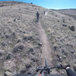 Riding the Deadwood Trail - Eagle Mountain Utah