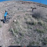 Deadwood Trail - a Steep Spot