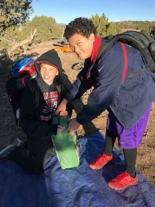 There are Places Near the Wasatch Front that are not Too Cold for Camping in March