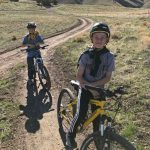 Smiles at Deadwood Trail Trailhead